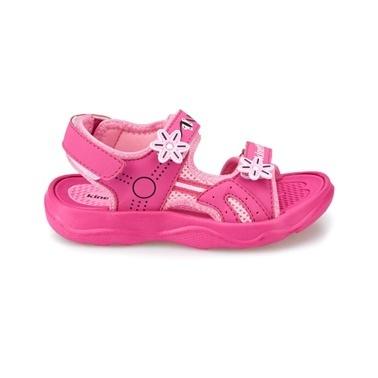 Kinetix Sandalet Fuşya